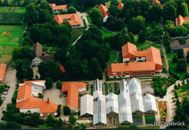 Campus Haste der HS Osnabrück